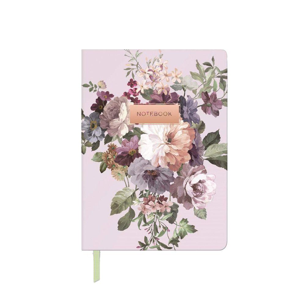 Floral Journal – Black Rooster Decor