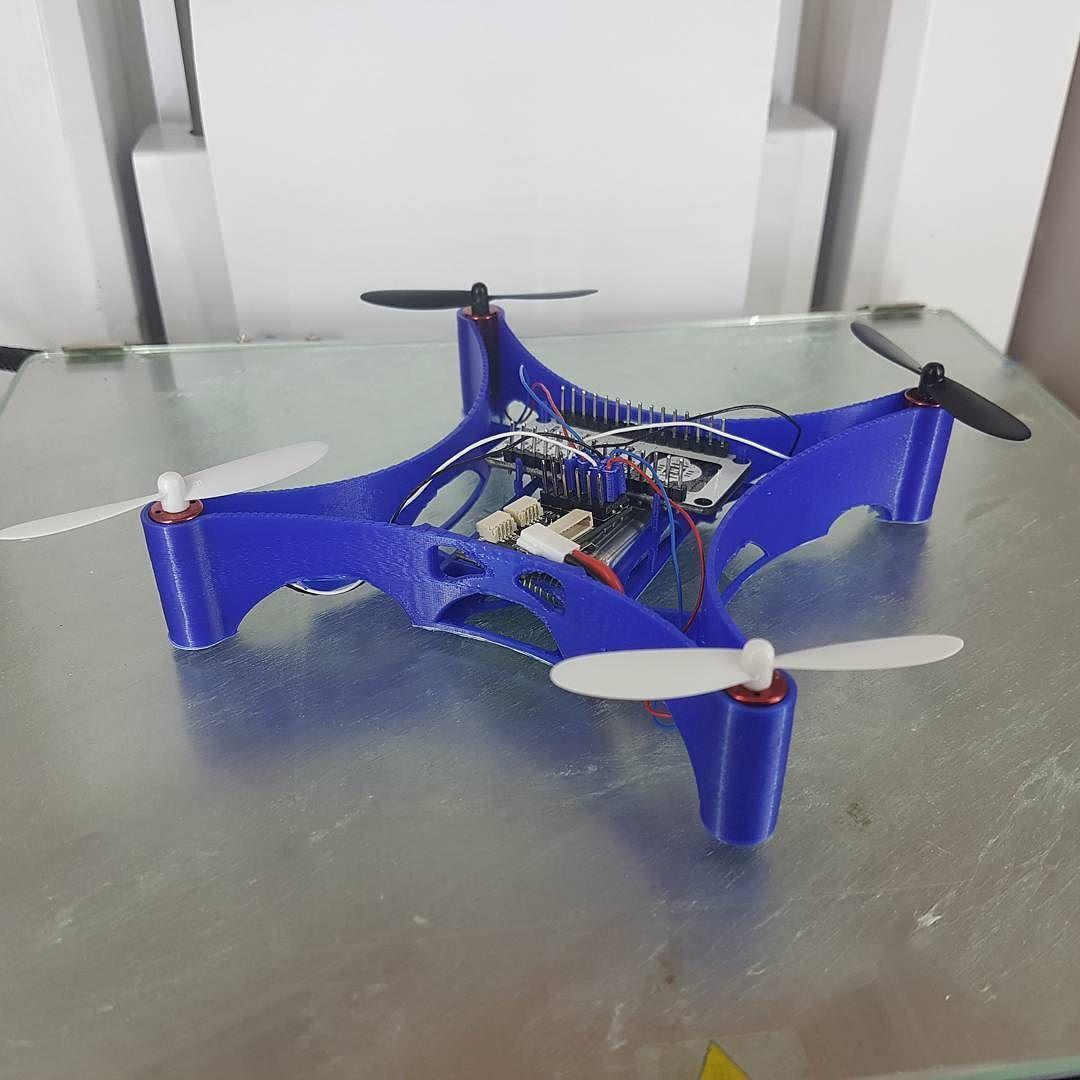 3dprinter drone kidsmaketheirowntoys Quadcopter, 3d