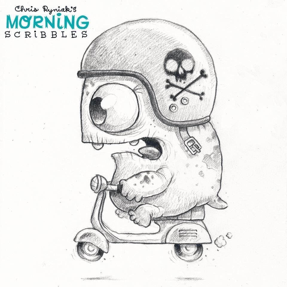 Gerelateerde Afbeelding Monster Tekening Grappige Tekeningen Schetsen Tekenen