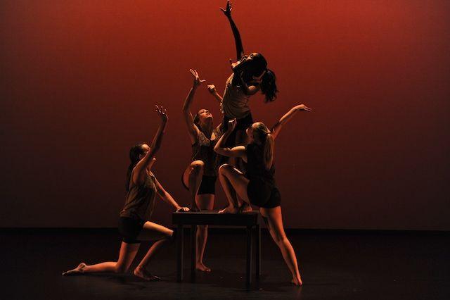 Dance at JMU - Curriculum - James Madison University School of Theatre and Dance, Harrisonburg, Virginia