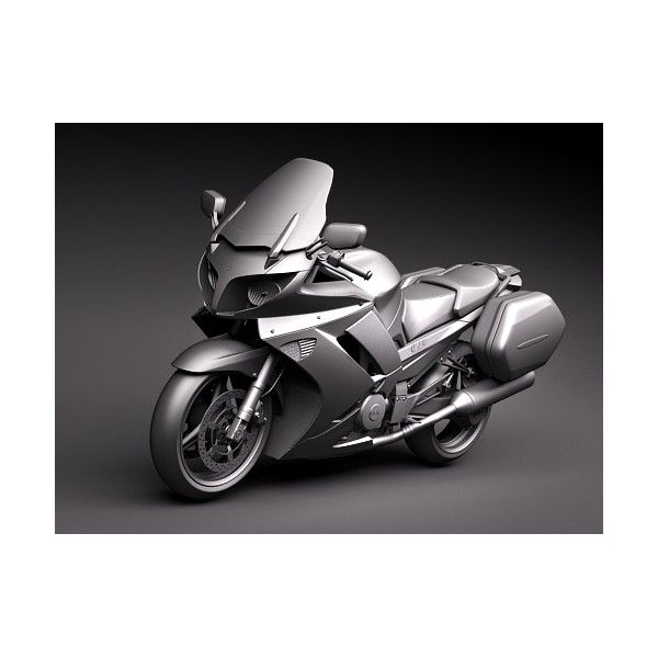 Yamaha FJR1300A 2009 - Squir