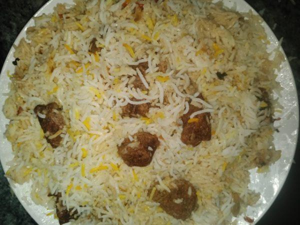 Hyderabadi Beef Dum Biryani Recipe Original Recipe Best Beef Biryani Recipe Erumsalman Com Beef Biryani Biryani Biryani Recipe