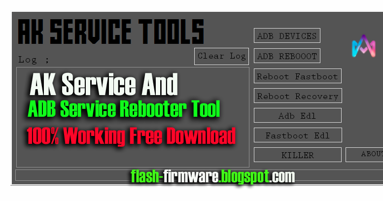 DownloadAK Service Tool Feature: ADB to Fastboot Adb to