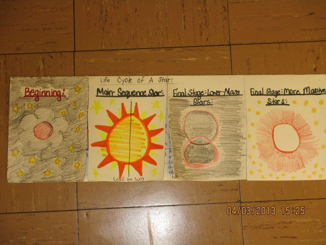 solar system foldable notebook - photo #43
