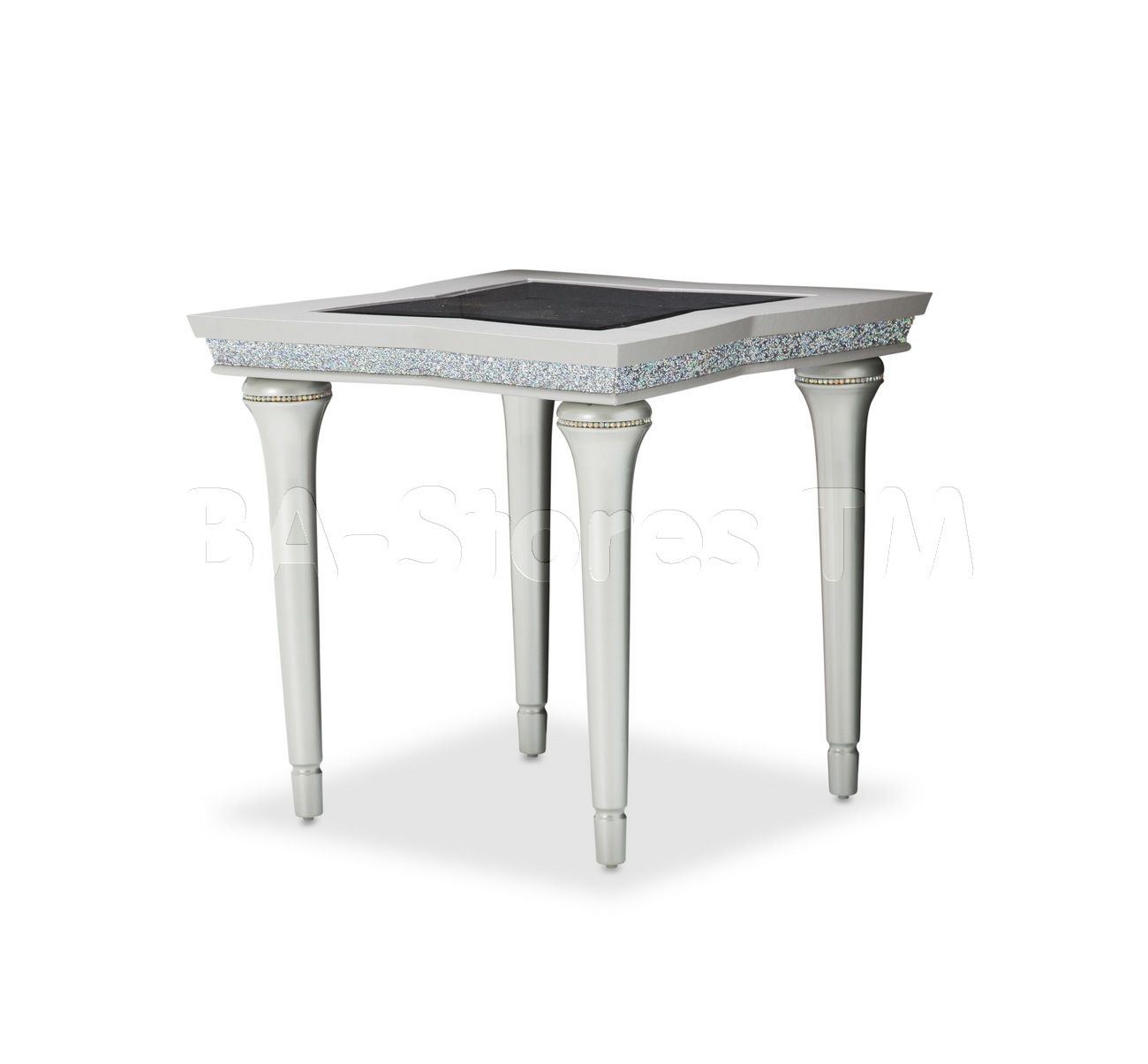 Melrose Plaza End Table by Michael Amini