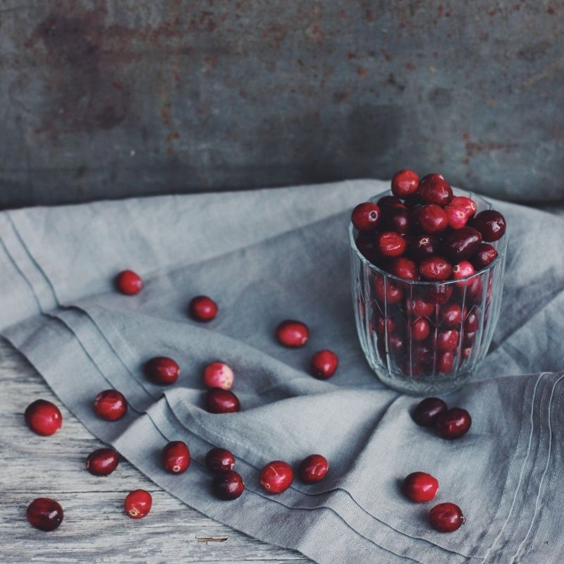 The makings of cranberry jam | katyusha | VSCO