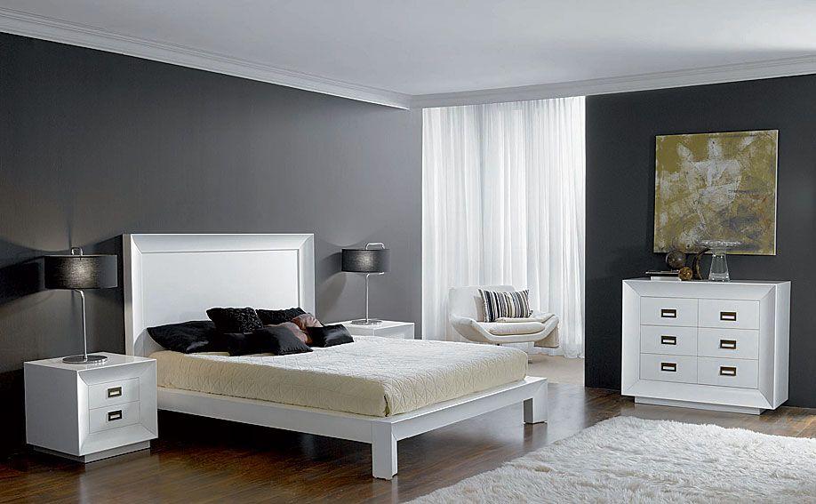 Muebles Portobellostreet.es: Dormitorio Colonial Montana Blanco ...
