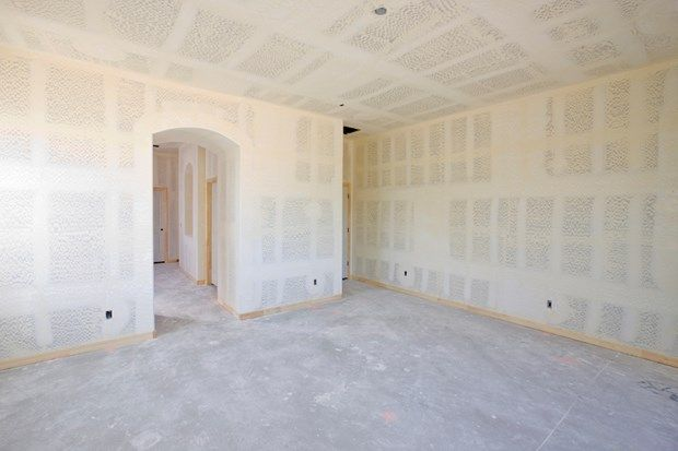 Everything You Need To Know About Repairing Drywall Drywall Cost Hanging Drywall Drywall