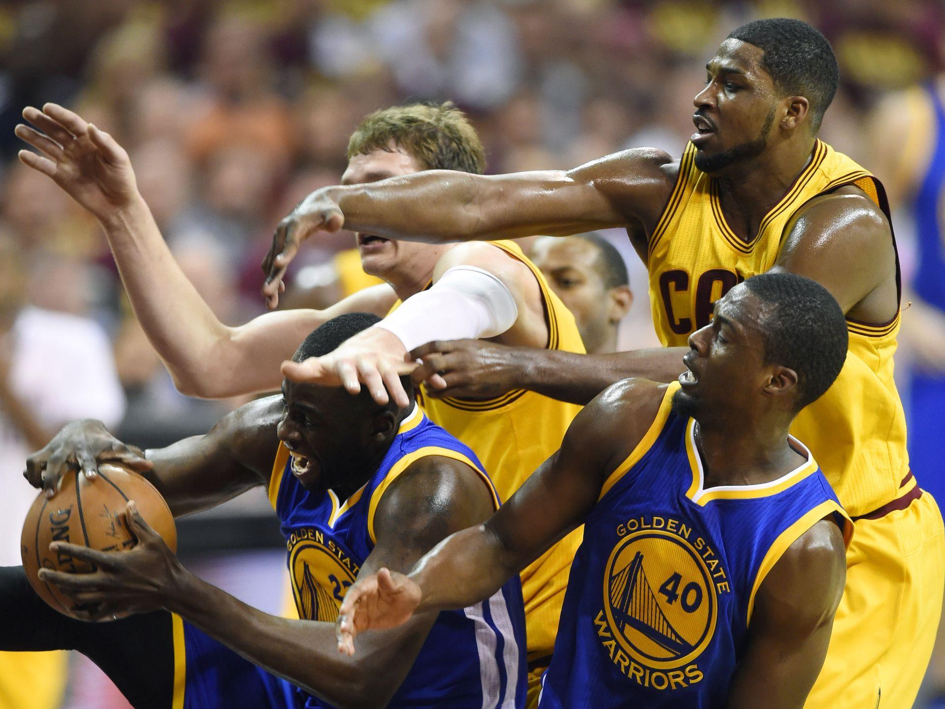Warriors were best team all season, winning NBA title is