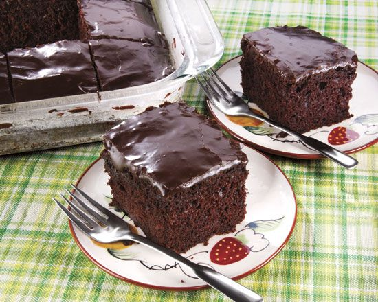 Chocolate cake recipe without eggs