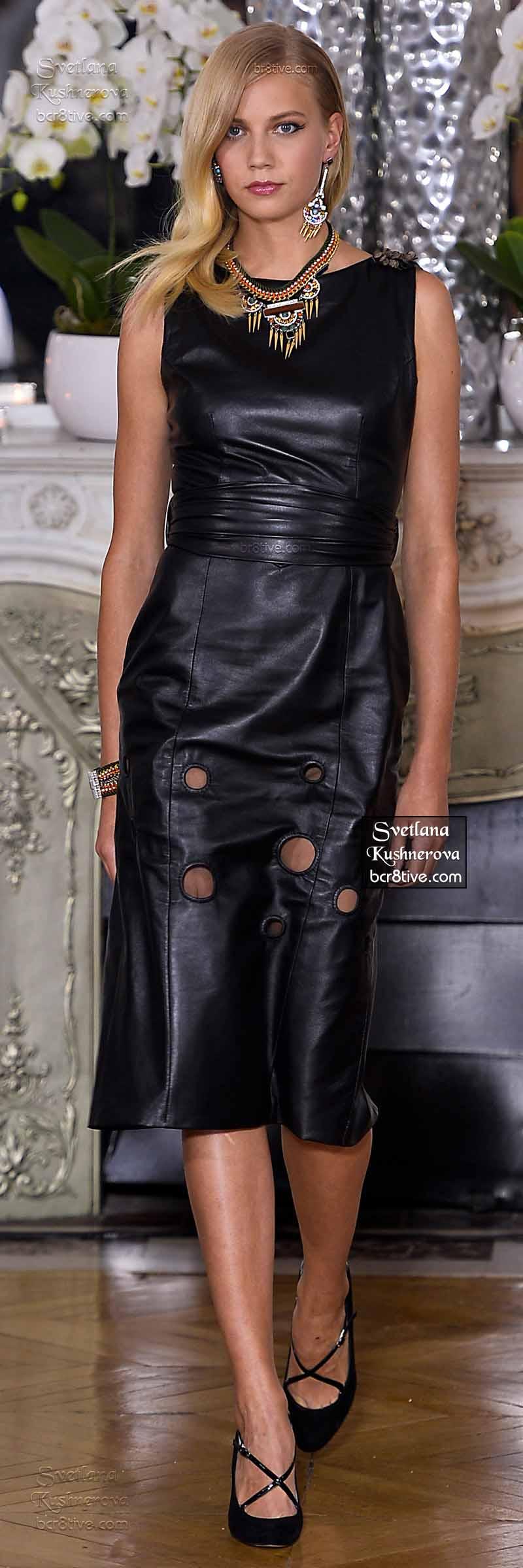 Svetlana Kushnerova FW Haute Couture 2014-15