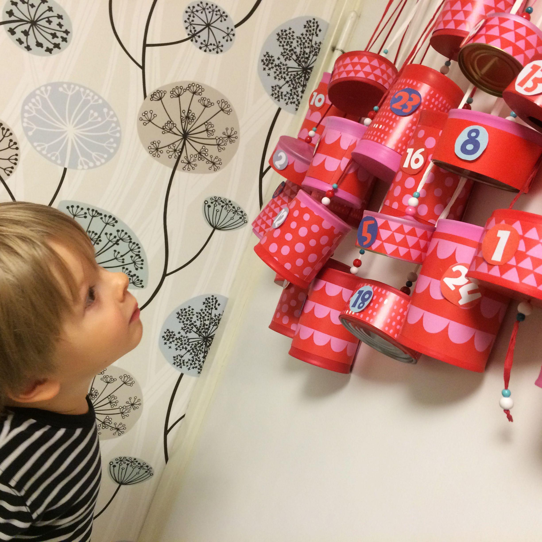 Lasten Joulukalenteri