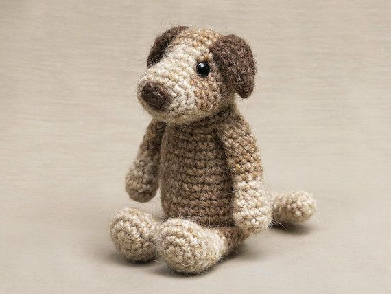 Amigurumi crochet puppy dog pattern | Pinterest | Zum bären, Bären ...