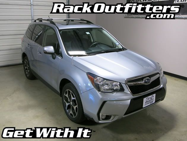 Subaru Forester Whispbar Silver Rail Bar Base Roof Rack 14 16 Subaru Forester Roof Rack Subaru