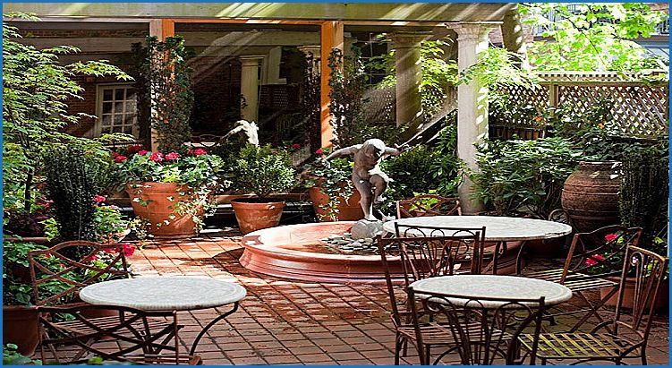 Awesome New Orleans Style Patio Furniture