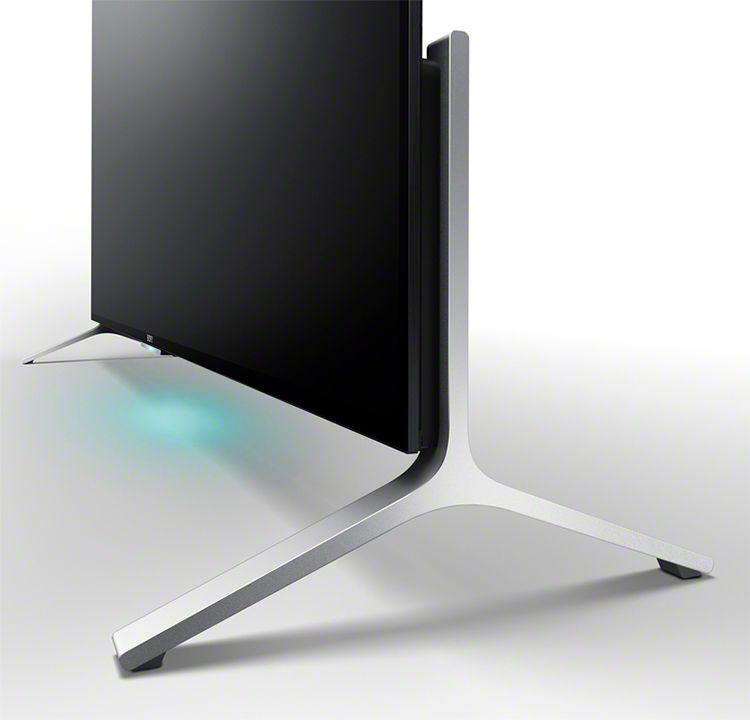 closeup image of 4k tv bravia stand gadgets pinterest. Black Bedroom Furniture Sets. Home Design Ideas