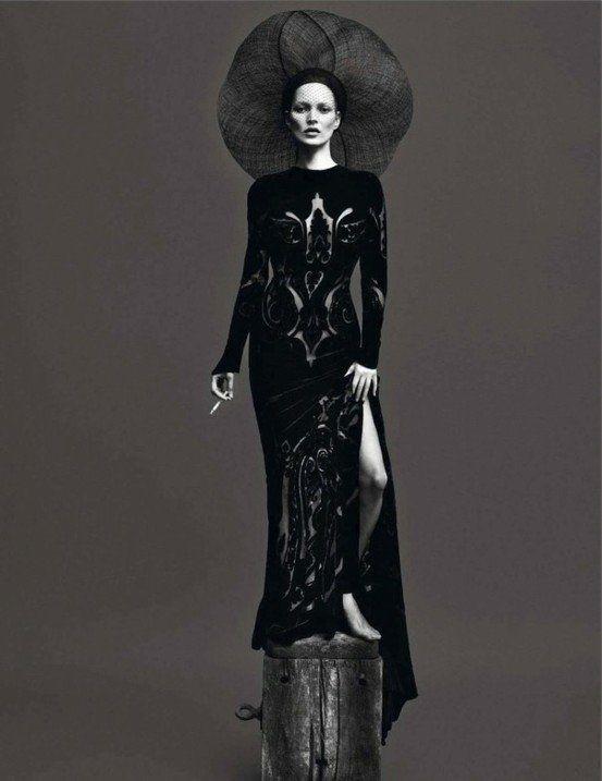 Kate Moss Fashion Editorials | Vogue Paris September 2012