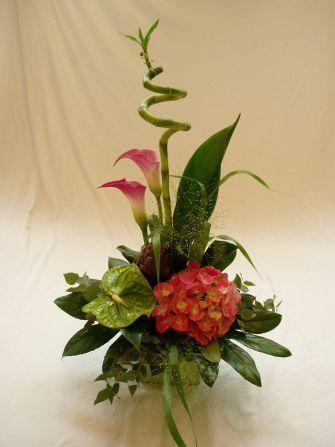 Resultado de imagen para pedestales metalicos para arreglos florales