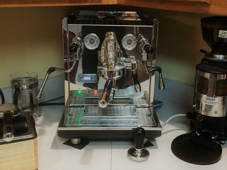 ECM Synchronika Espresso Machine Espresso machine, Car