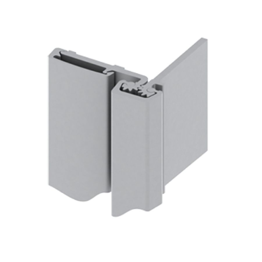 Hager 780 83 In Chrome Piano Continuous Door Hinge