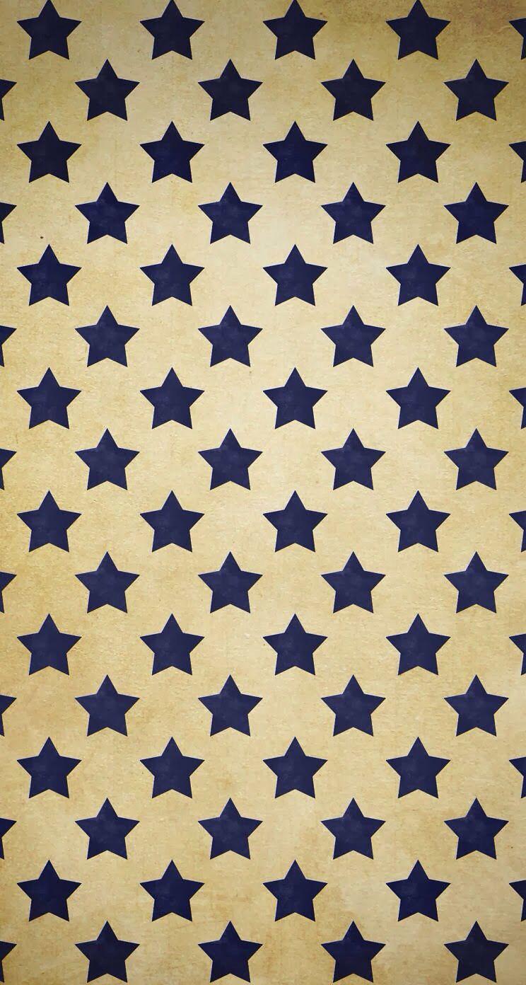 American flag iPhone wallpaper Cellphone wallpaper, Star