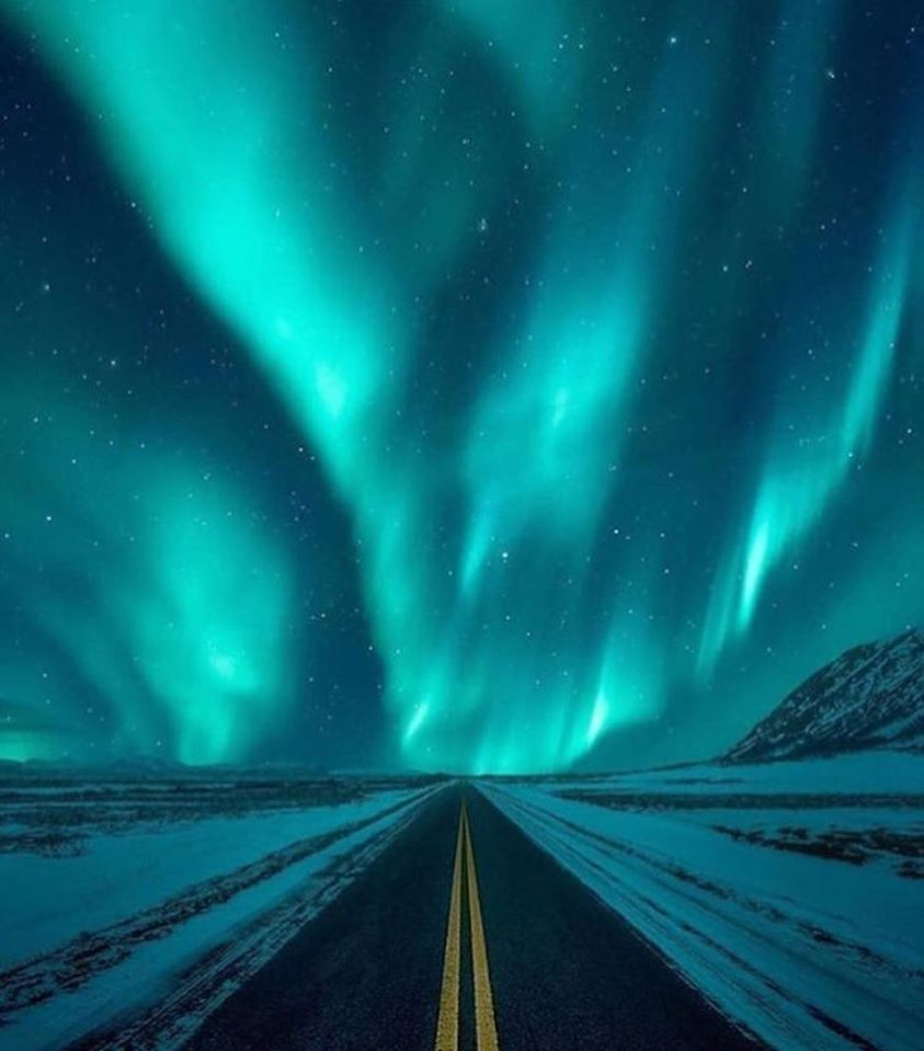 Asgard On Twitter Northern Lights See The Northern Lights Dancing In The Dark