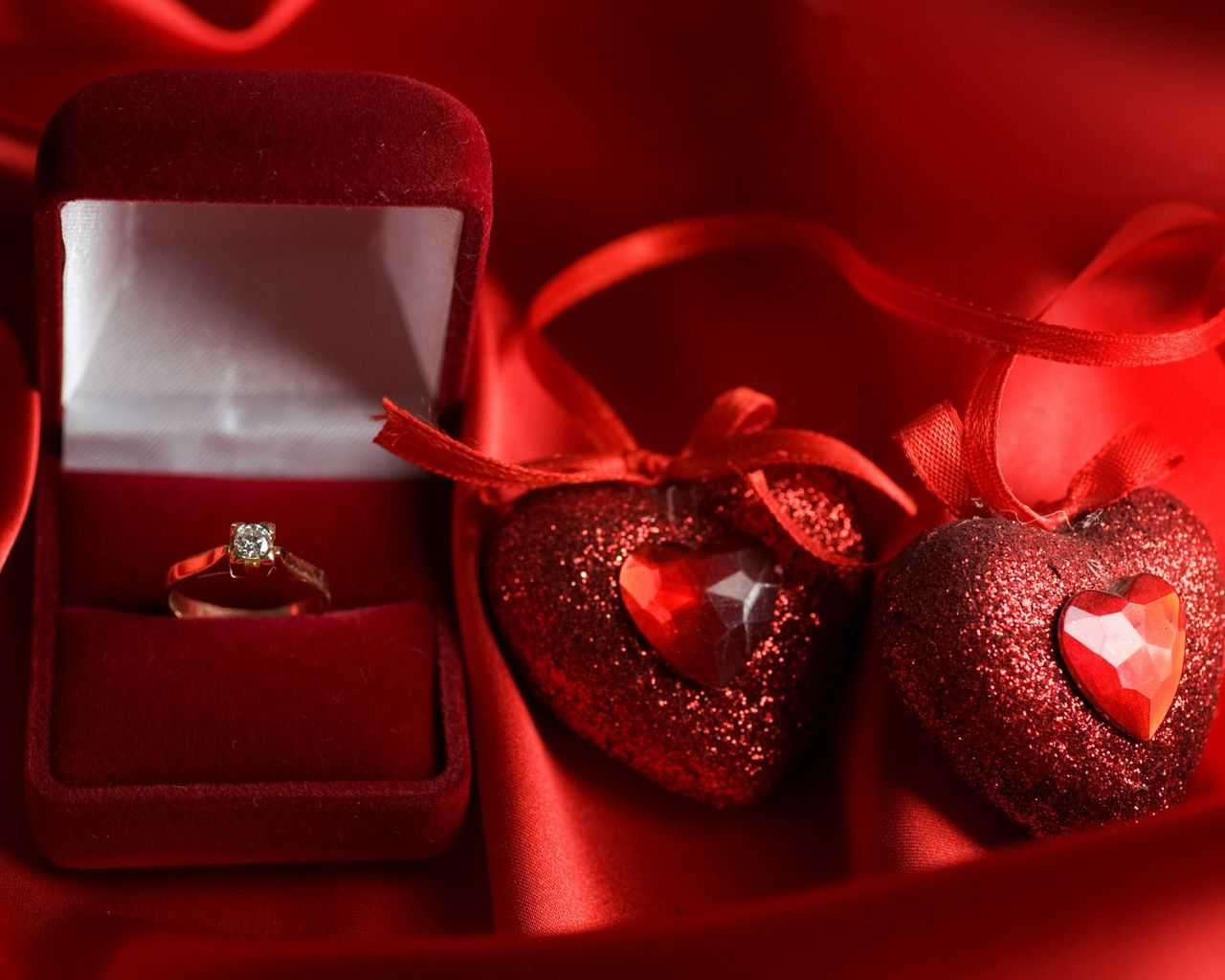 Download Wedding Invitation Ring Red Love 571198 And HQ Pictures