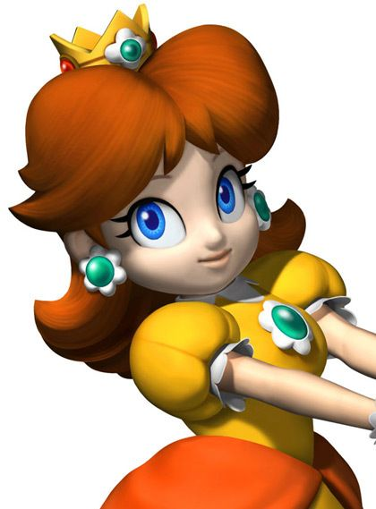 Which Is Your Favourite Princess Princess Daisy Luigi And