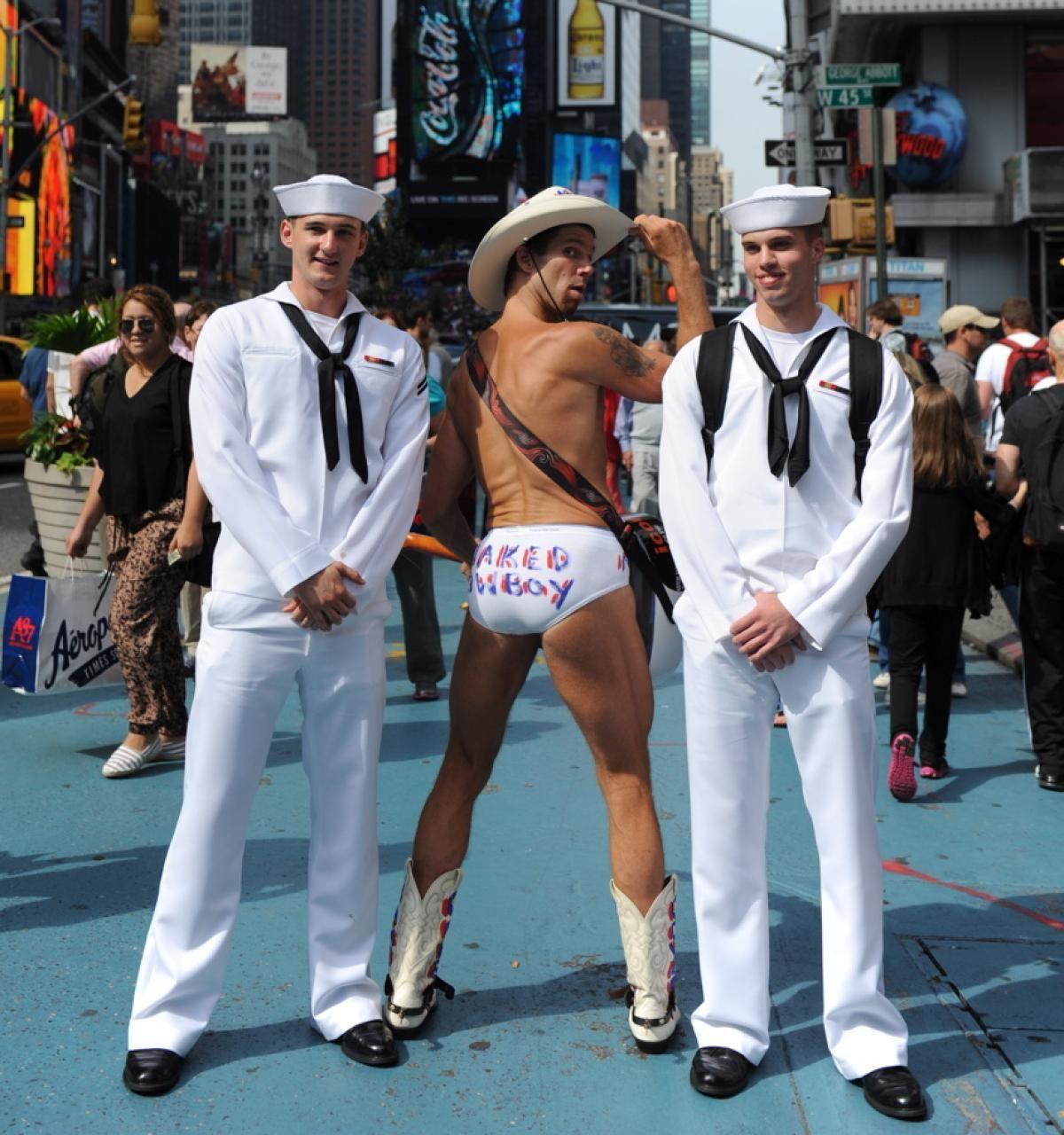 Fleet week nyc gay