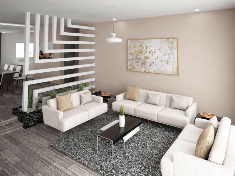 25 Remodelacion de interiores salas