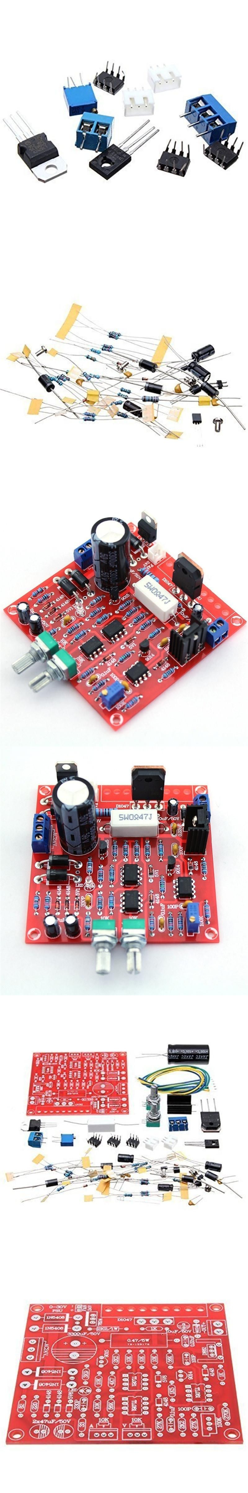 Factory Free Shipping 0 30v 2ma 3a Adjustable Dc Regulated Power This Is A Supply With Short Circuit Protection And Diy Kit