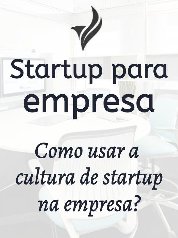 Startup para Empresa