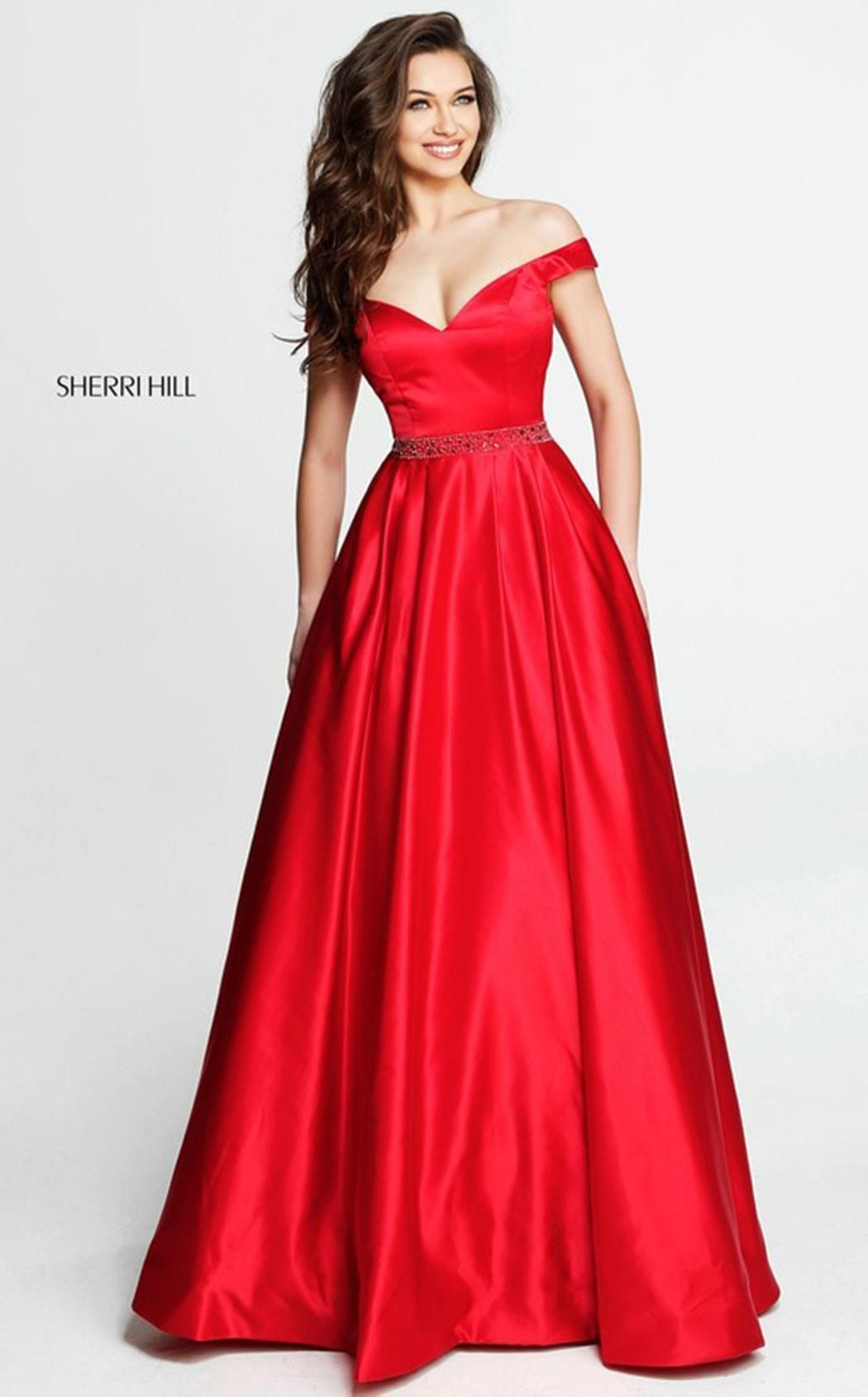 Sherri hill in formal attiretuxcakes u flowers