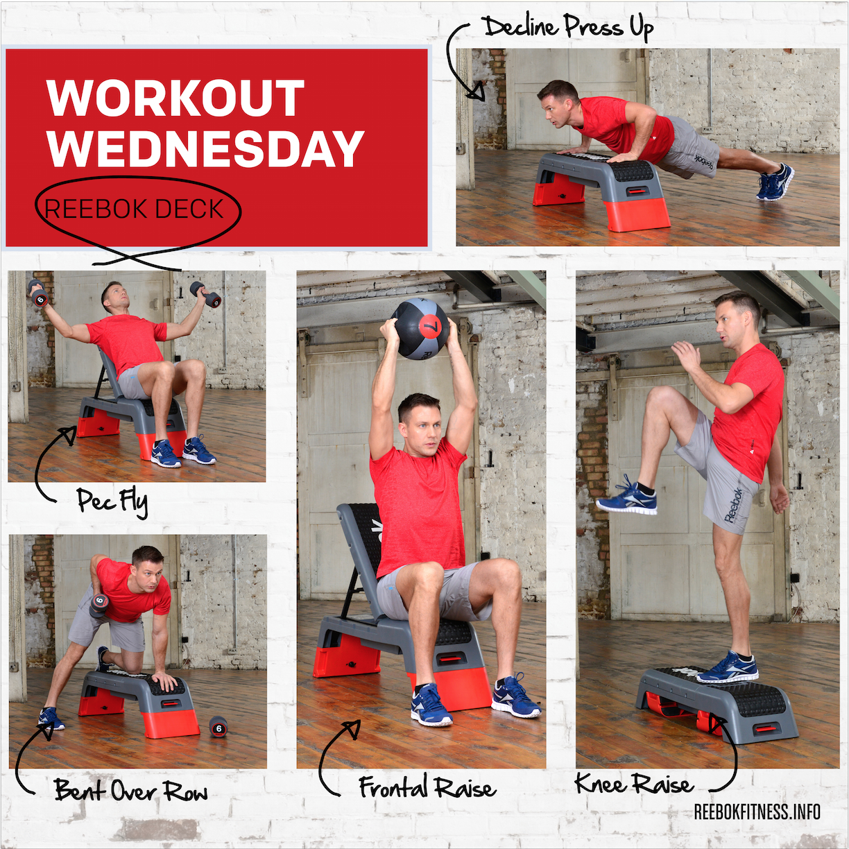Reebok Strength Training Gloves Weight Lifting Fitness: Workout Wednesday With :The Reebok Deck #LIVEWITHFIRE