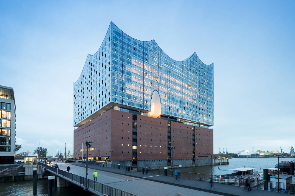 These 13 Buildings Redefined Architecture In The Past 5 Years In 2020 Cultural Architecture Elbphilharmonie Hamburg Architecture