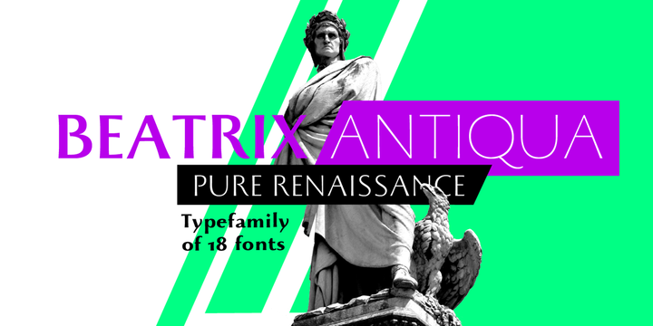 Beatrix Antiqua - Webfont & Desktop font « MyFonts