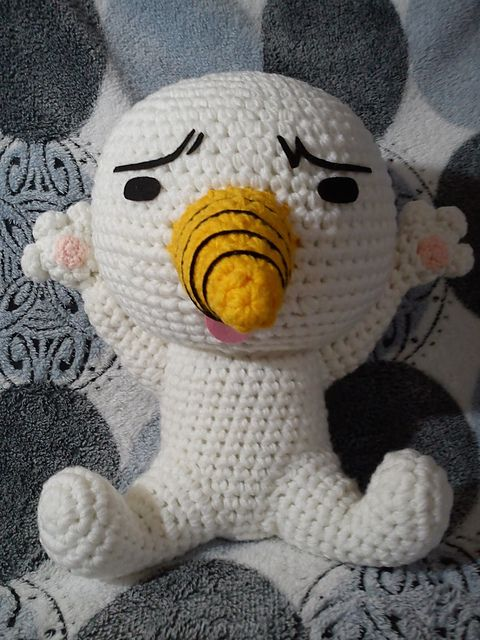 Plue pattern by Duchess Gala | Crochet | Pinterest