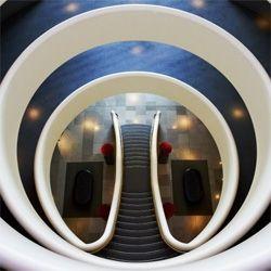 """The Aviator hotel"" in Hampshire, England. @designerwallace"