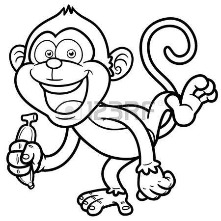 Resultado de imagen de mono animado | Imagenes de monos | Pinterest ...