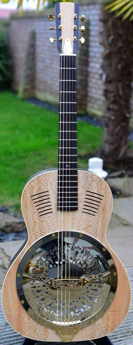 Pete Turner Marrakesh Resonator Guitar…