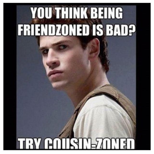 Hunger Games humor. haha