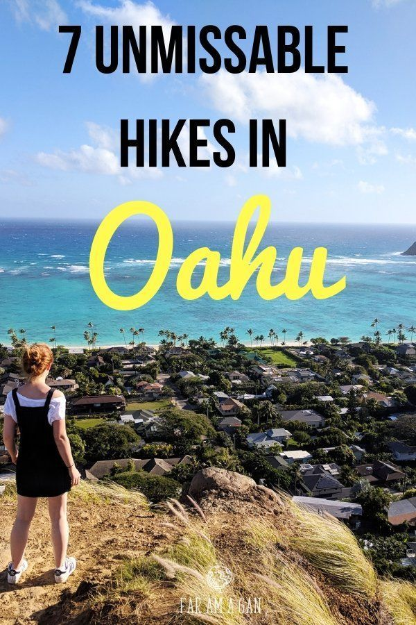 Photo of 7 Unmissable Hikes On Oahu For The Best Views | Faramagan