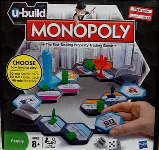 Ubuild Monopoly board game | Monopoly | Monopoly, Games