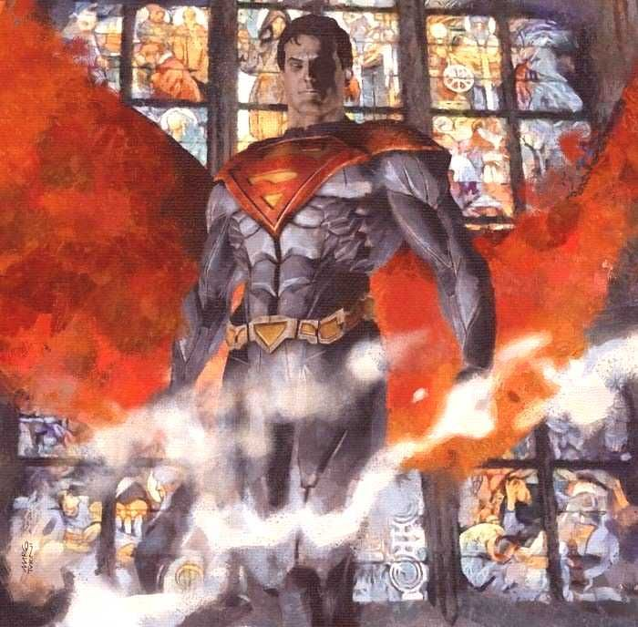 Superman by Marco TuriniYou can find Superman and more on our website.Superman by Marco T...