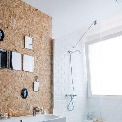 Aménager une petite moyenne salle de bain  20 photos