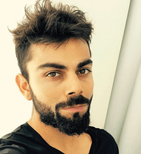 Virat Kohli Long Hairstyle Virat Kohli Hairstyle Cool Hairstyles Hair Images