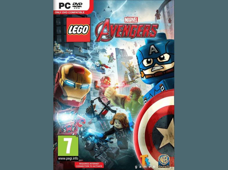 Cool Warner Sw Lego Marvel S Avengers Fr Nl Pc Chez Media Markt
