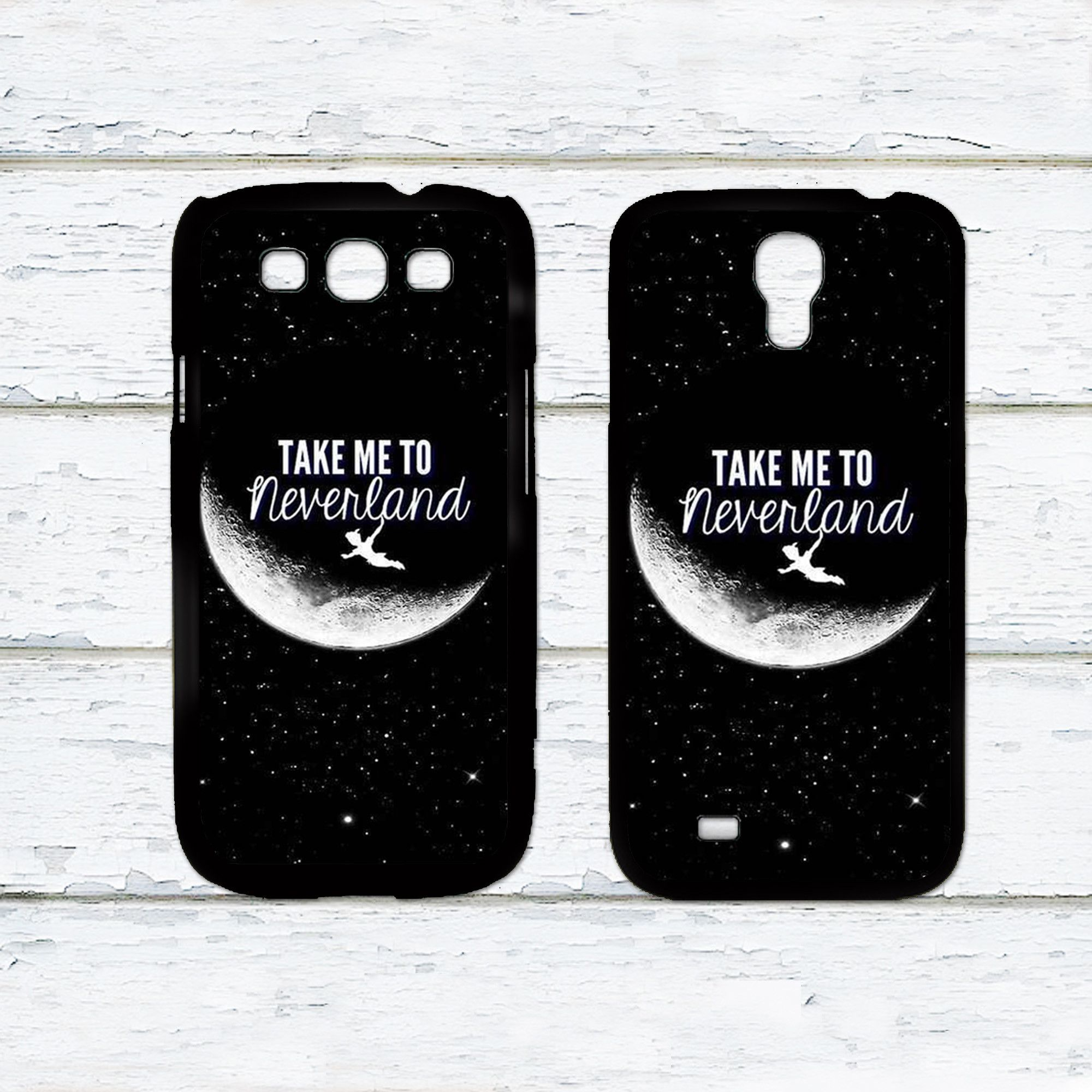 Take Me To NeverLand,Peter Pan Phone Case For Samsung ...