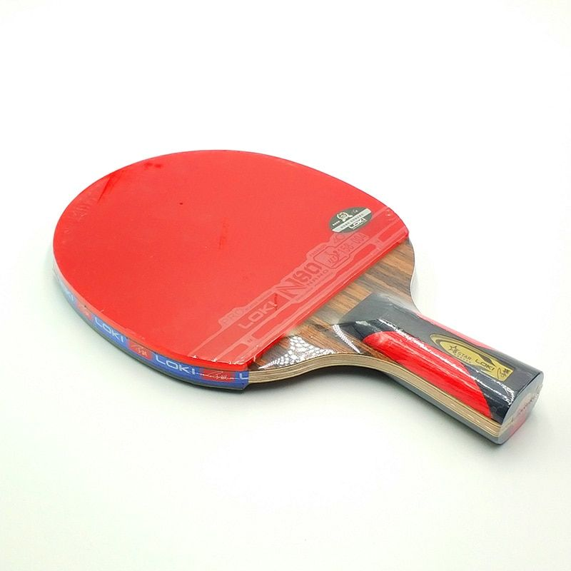 Best Professional Loki 6 Star Table Tennis Racket 2019 Review Table Tennis Table Tennis Racket Table Tennis Rubber