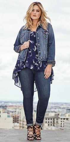 8dbbfa71fc0e Plus Size Outfit - Shop the Look  affiliate link